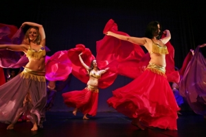 Turkish Night at Cappadocia Restaurant with Dinner and Shows